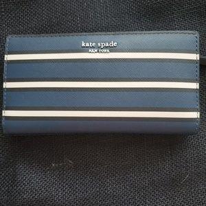 Kate Spade Wallet Large Slim Bifold